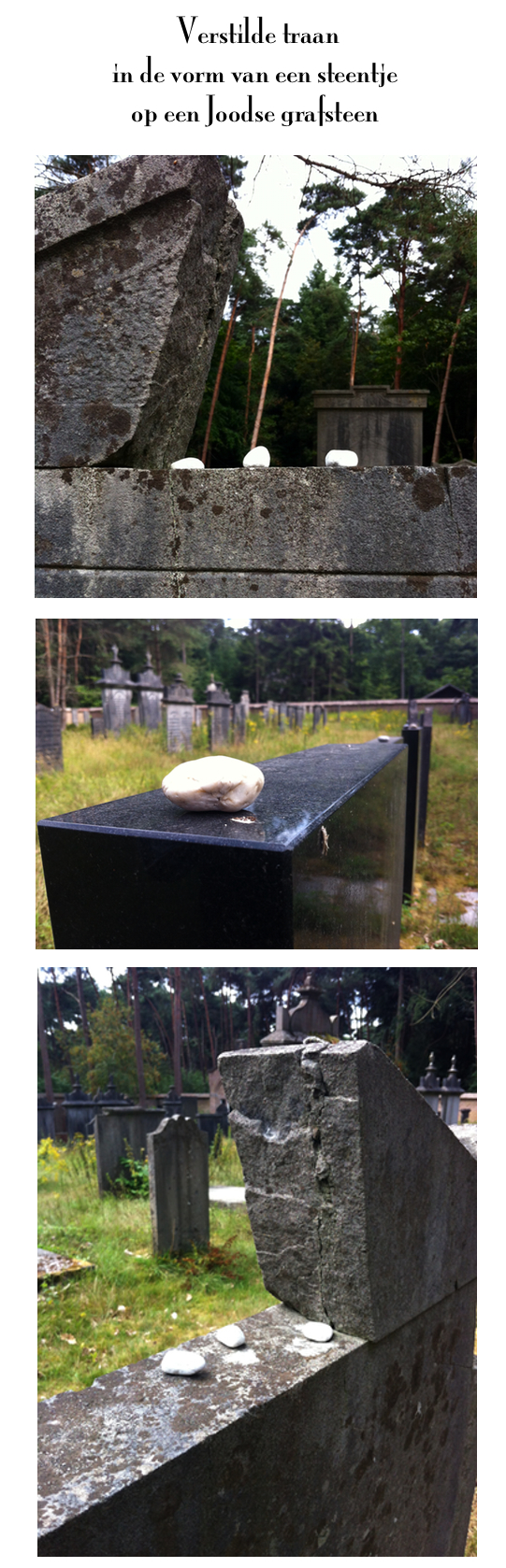 joodse grafsteen