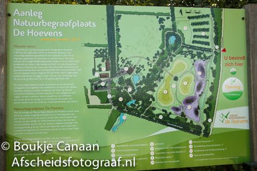 Boukje Canaan- natuurbegraafplaats de hoevens