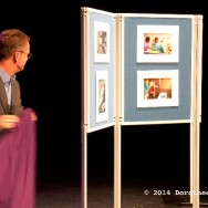 Afscheidsfoto's in tentoonstelling