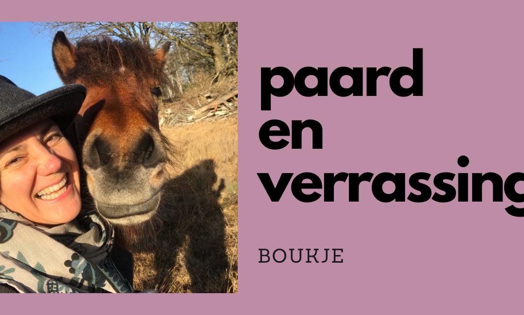 Paard en verrassing